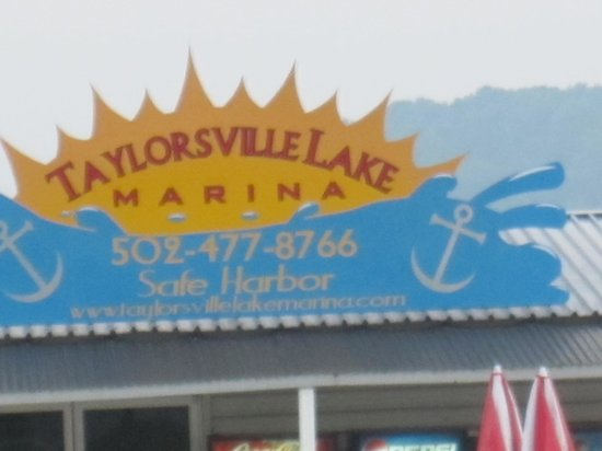 Taylorsville Lake State Park: taylorsville lakebait shop and rentals