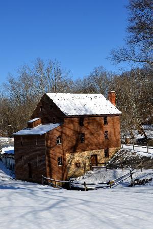 WVU Jackson's Mill Farmstead: park views