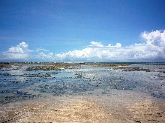 Quarta Praia : acque cristalline