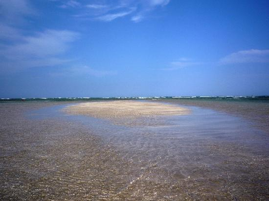 Quarta Praia Beach: piscine naturali