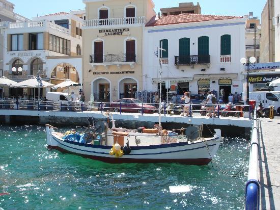 Ostria Resort & Spa: VISITE DE AGIOS NOKOLAOS