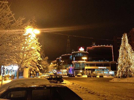 Hotel Kocibelli: winter 2011