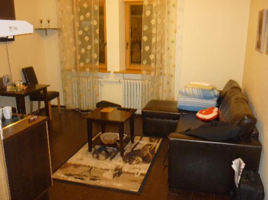 Kaunas Apartments : sitting room