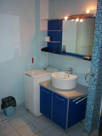 Kaunas Apartments : bathroom