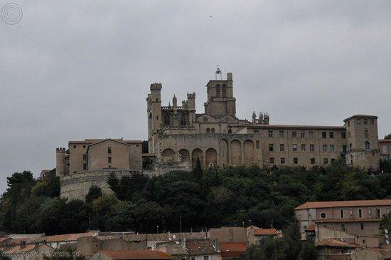 Béziers, France : Kathedrale-Saint-Nazaire