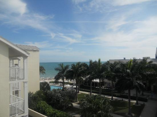 The Reach, A Waldorf Astoria Resort: View from room 535 of The Reach