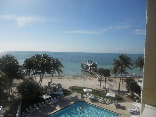 The Reach Key West, A Waldorf Astoria Resort: View of pool and beach