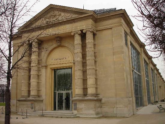 Musée de l'Orangerie : Museo d'Orangerie