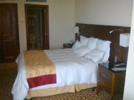 Venezuela Marriott Hotel Playa Grande: cuarto
