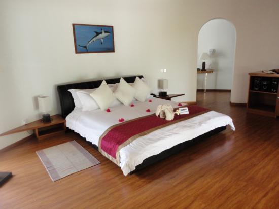 Kuramathi Island Resort: The Villa