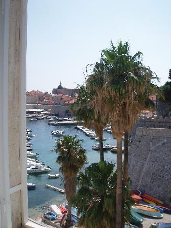 Villa Adriatica: View from room 3