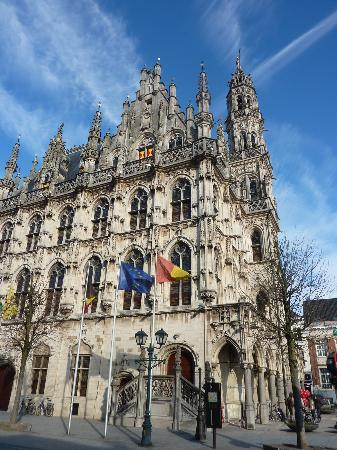 Town Hall and Belfry: Town Hall in Oudenaarde