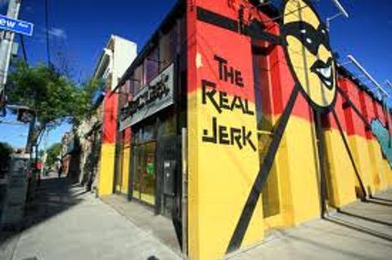 Great Service, Good Times - Real Jerk, Toronto Traveller
