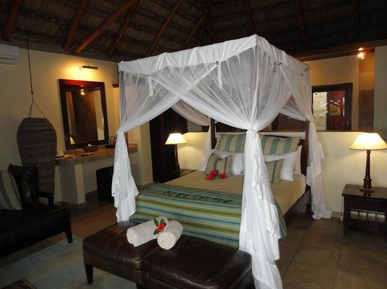 Marlin Lodge: Beautiful Bed