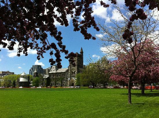 University of Toronto: University College