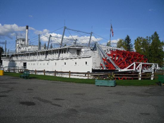 Pioneer Park: La nave