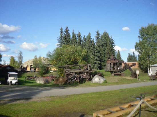Pioneer Park: una parte del parco