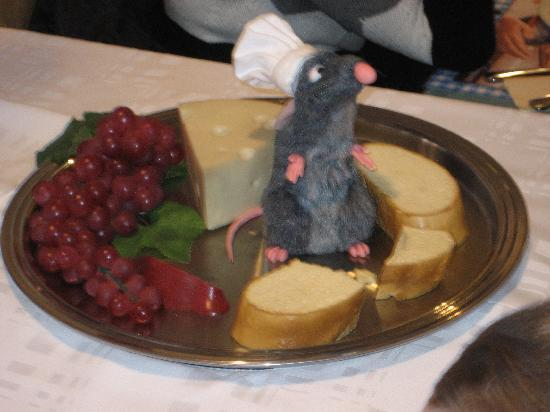 Ratatouille Remy Chef Chef Remy from Ratatou...