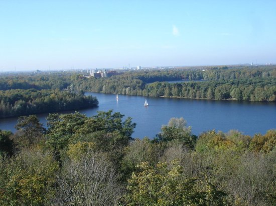 Aussichtsturm Wolfsberg Duisburg