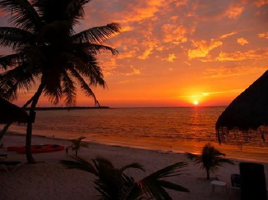 Soliman Bay, Mexico: Uxibal Sunrise