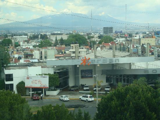 Holiday Inn Express Puebla: View from my room