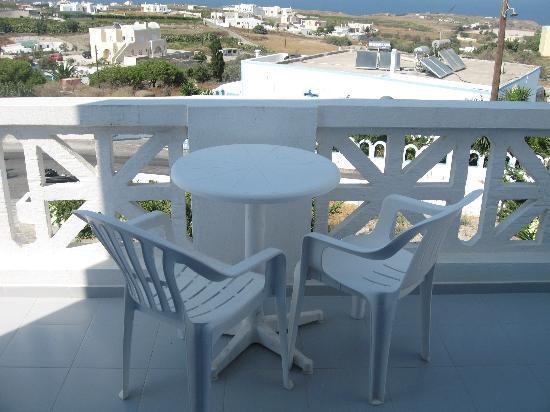 Maistros Village: Il balcone