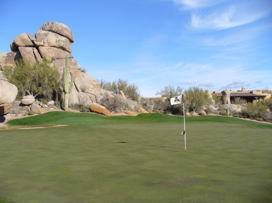 ‪Boulders Resort Golf Club‬