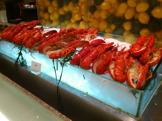 Rossio: lobster