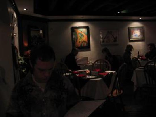 Art Alley Grille: Art Alley Grill