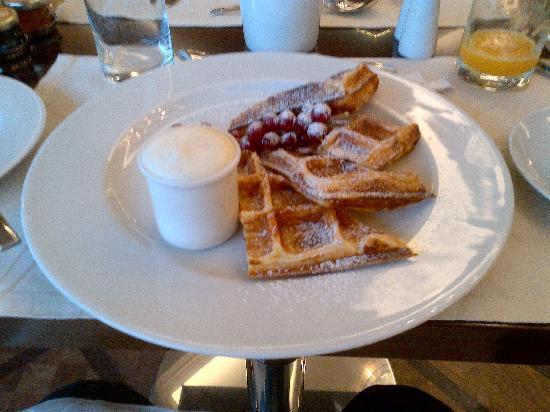 InterContinental Moscow Tverskaya Hotel: Amazing breakfast