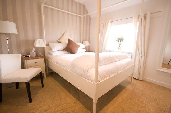 Crouchers Hotel: standard room