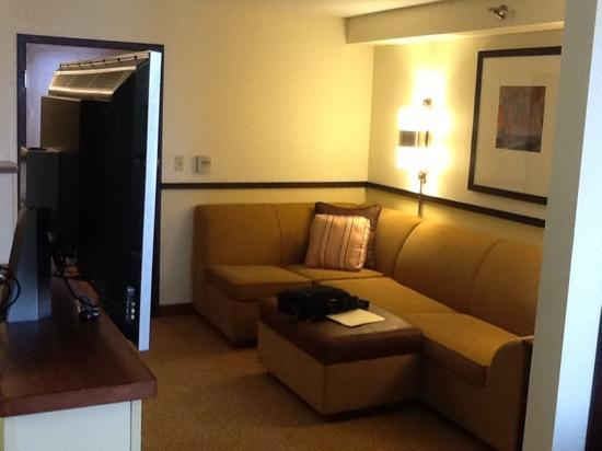 Hyatt Place Pittsburgh/Airport: Sitting area