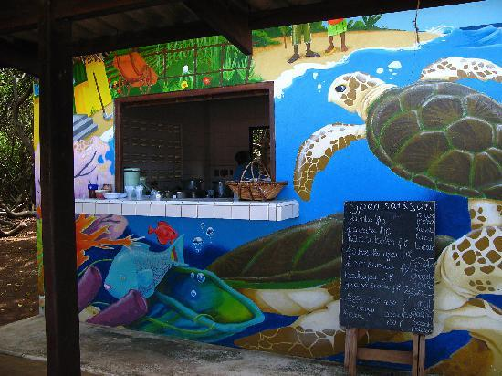 Marazul Dive Resort: bOKA TABLA RESTAURANT
