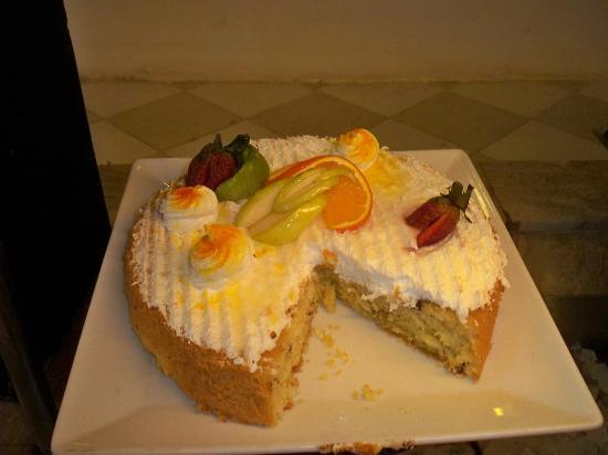 Serenity Makadi Heights: cracking desserts