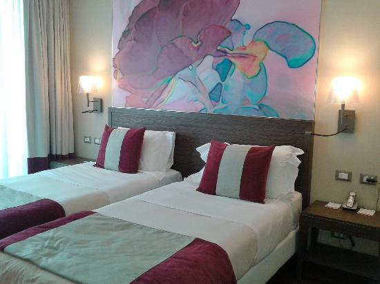 Ramada Plaza Milano: standard room