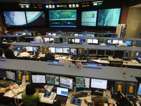 houston mission control center - photo #2