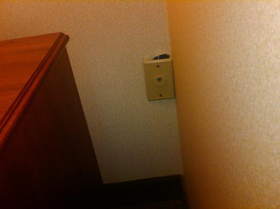 Comfort Inn: OOPS!