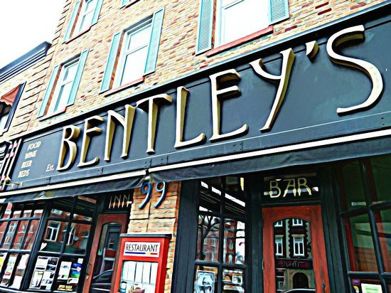Bentley S Inn Restaurant Lofts At 99