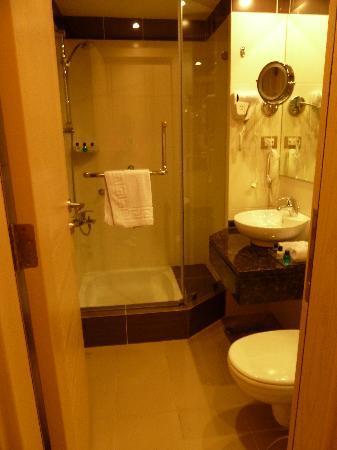 Crystal Suites: Bathroom