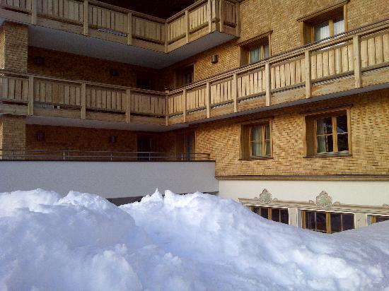 Hotel Aurora: The hotel