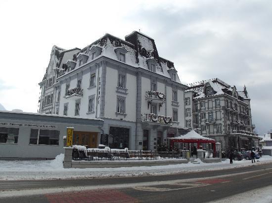 Carlton-Europe Hotel: Carlton Europe