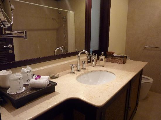 Ansara Hotel: Ma salle de bain