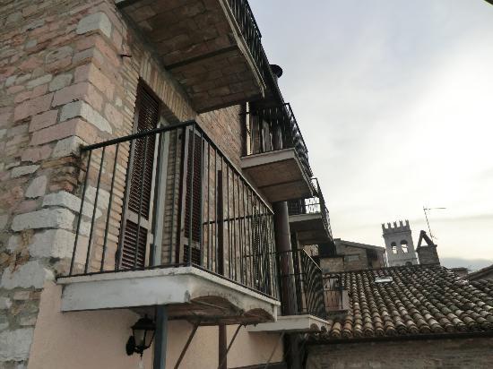 Hotel Posta Panoramic: vista delle stanze