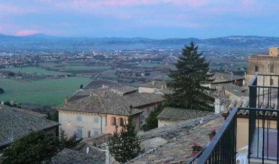 Hotel Posta Panoramic: vista