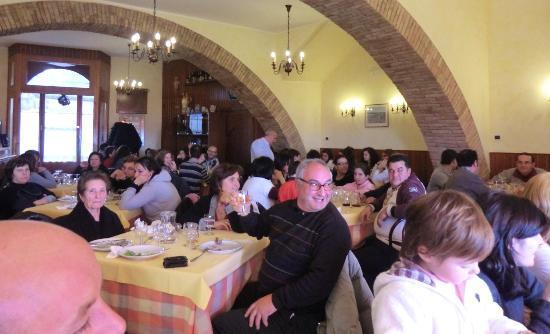 Hotel Posta Panoramic: sala ristorante