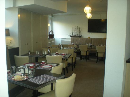 Singel Hotel Amsterdam: breakfast room