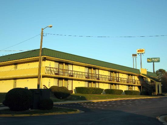 Quality Inn Madison: Quality Inn in Madison, GA
