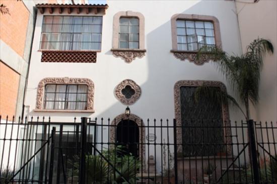 Casa Comtesse: la casa
