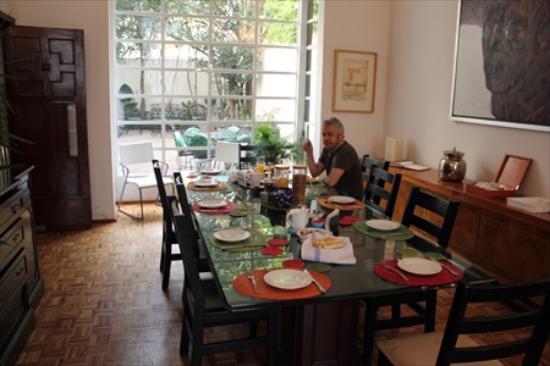 Casa Comtesse: sala per breakfast