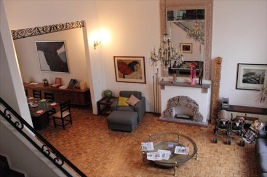 Casa Comtesse: soggiorno